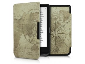 pouzdro obal pocketbook touch lux4 hd3 627 616 632 worldmap f1