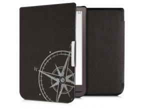 pouzdro obal pocketbook inkpad 3 cerny kompas f1