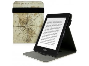 pouzdro obal kw flip amazon kindle paperwhite4 kompas f1