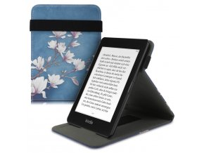 pouzdro obal kw flip amazon kindle paperwhite4 magnolie f1