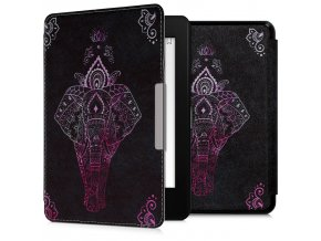 pouzdro kw hardcover indian elephantamazon kindle paperwhite4 f1