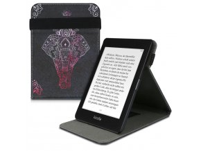 pouzdro kw flip elephant amazon kindle paperwhite4 f1
