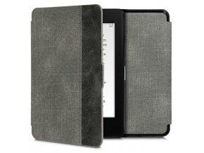 pouzdro kw hardcover buck grey amazon kindle paperwhite4 f1