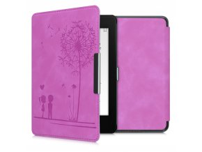 pouzdro obal nubuck love pink amazon kindle paperwhite4 f1