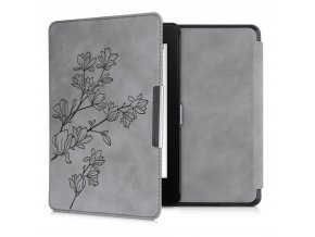 pouzdro obal hardcover magnolia grey nubuck amazon kindle paperwhite4 f1