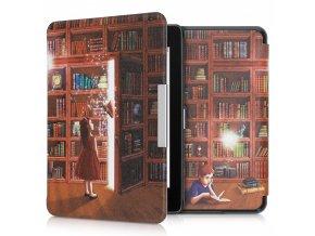 obal pouzdro kw hardcover magicka knihovna amazon kindle paperwhite4 f1