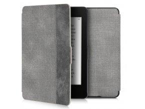 pouzdro obal amazon kindle paperwhite 1 2 3 hardcover grey duo f1