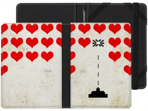 pouzdro caseable kindle paperwhite heart attack
