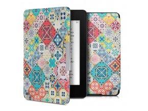 pouzdro obal hardcover marokan amazon kindle paperwhite1 2 3 f4