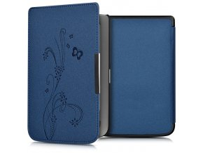 pouzdro obal kw wine blue pocketbook touch lux 3 f01