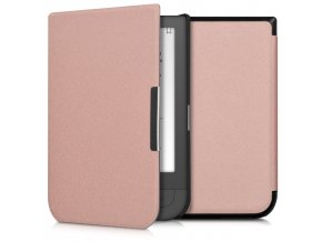 pouzdro obal kw rosegold pocketbook touch hd 631 f0