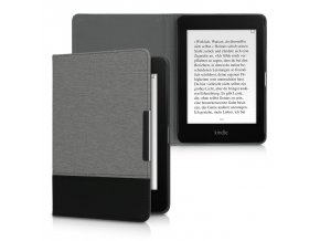 pouzdro obal kw kindle amazon paperwhite4 duo sede cerne f1