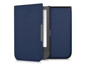 pouzdro tmave modre kw pocketbook touch hd 631 f01