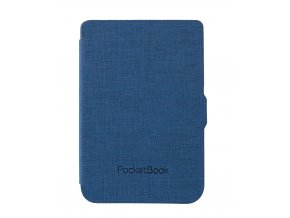 pouzdro obal pocketbook shell cover modre 02