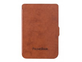 pouzdro obal pocketbook shell cover hnede 02