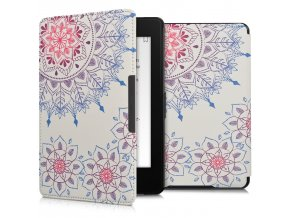 obal pouzdro amazon kindle paperwhite vintage flowers 01