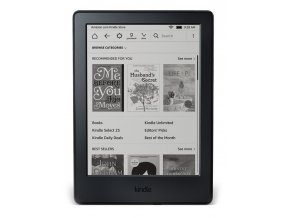 amazon kindle touch 8 cerna