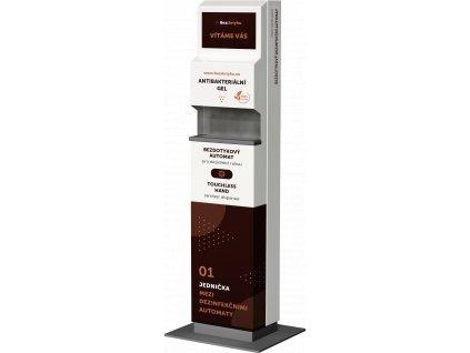 automat bez dotyku