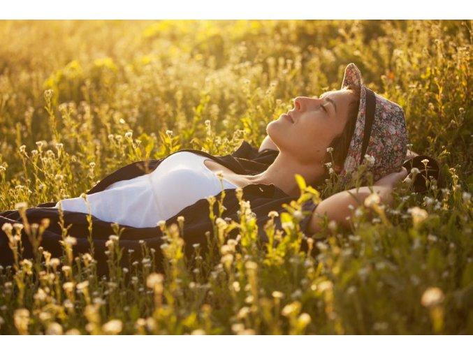 sluníčko v písku