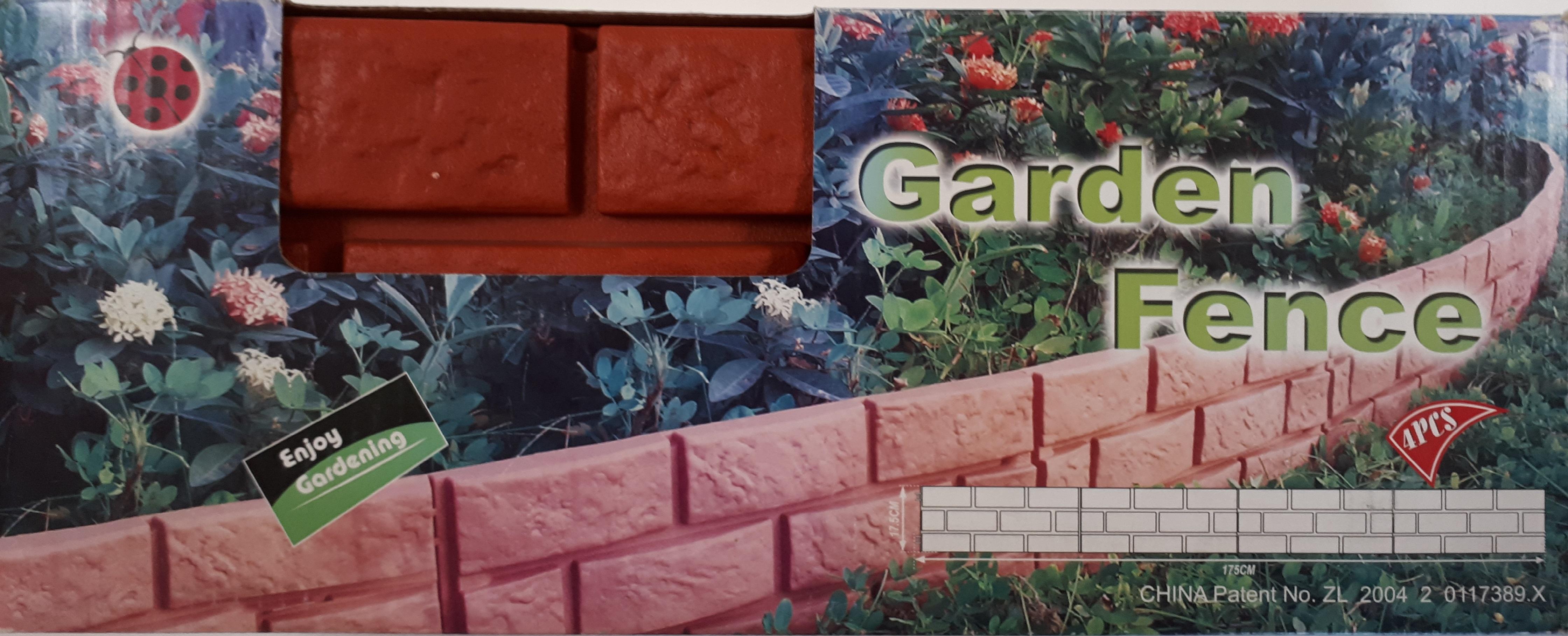 Zahradní plůtky, palisády a obruby