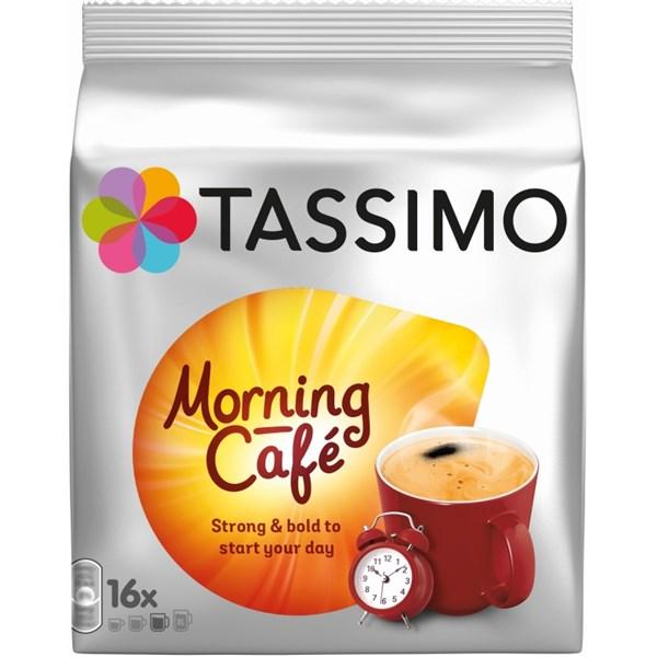 Kávové kapsle Tassimo