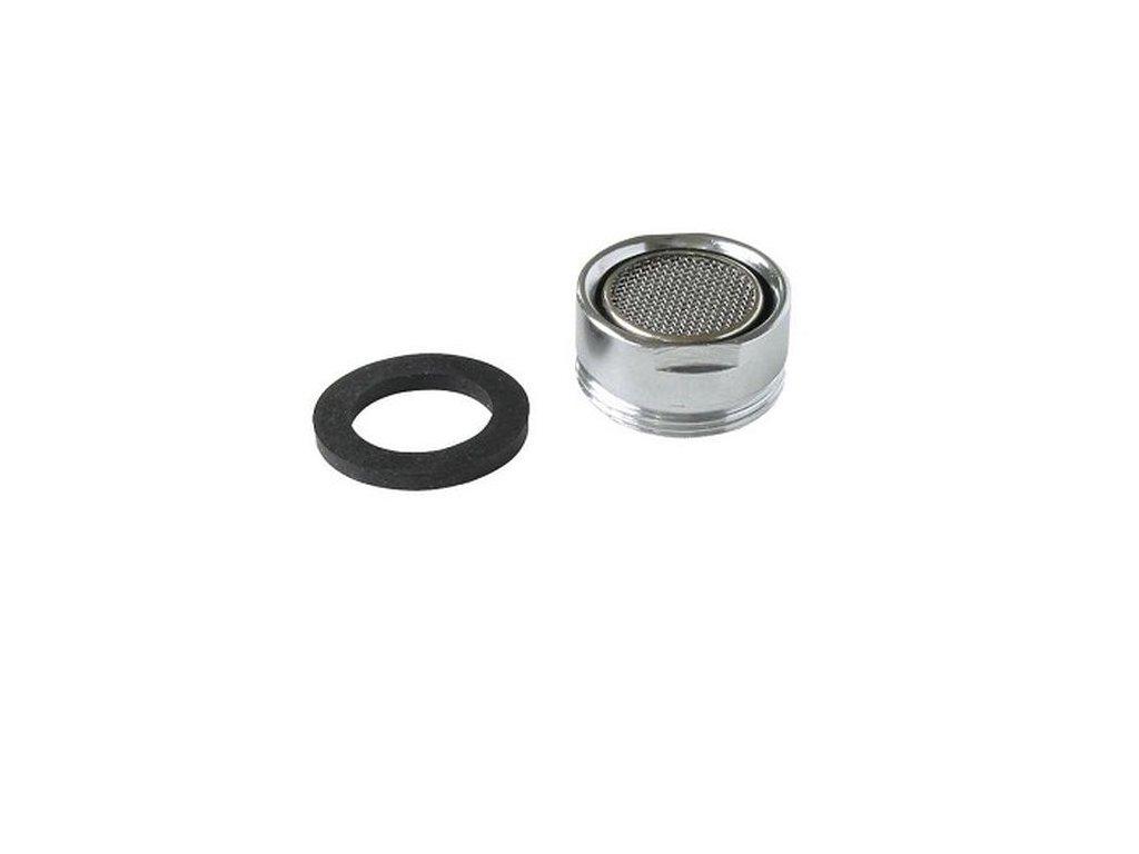 perlátor, vnější závit, bateriový, kov