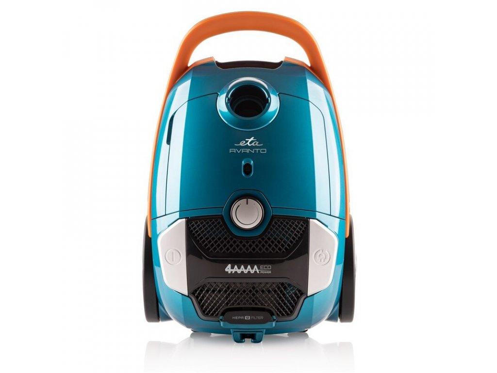 Podlahový vysavač ETA Avanto 3519 90010 modrý