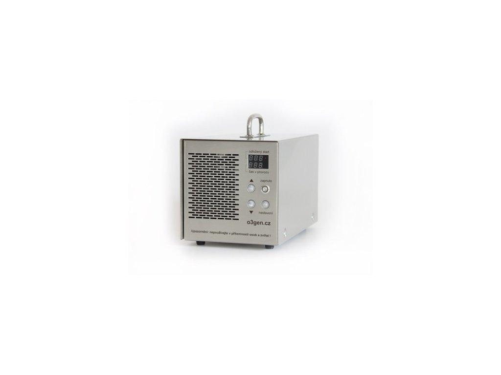 KOLIMAX Profesionální dezinfekce ozonem pro domácnost, hotely, kanceláře, ordinace, dopravní prostředky atd. Napájení 220V a 12V. Výkon 7g O3/hod.