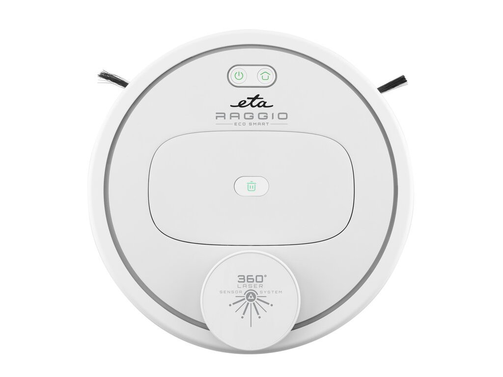 Vysavač robotický ETA Raggio Eco 3225 90000