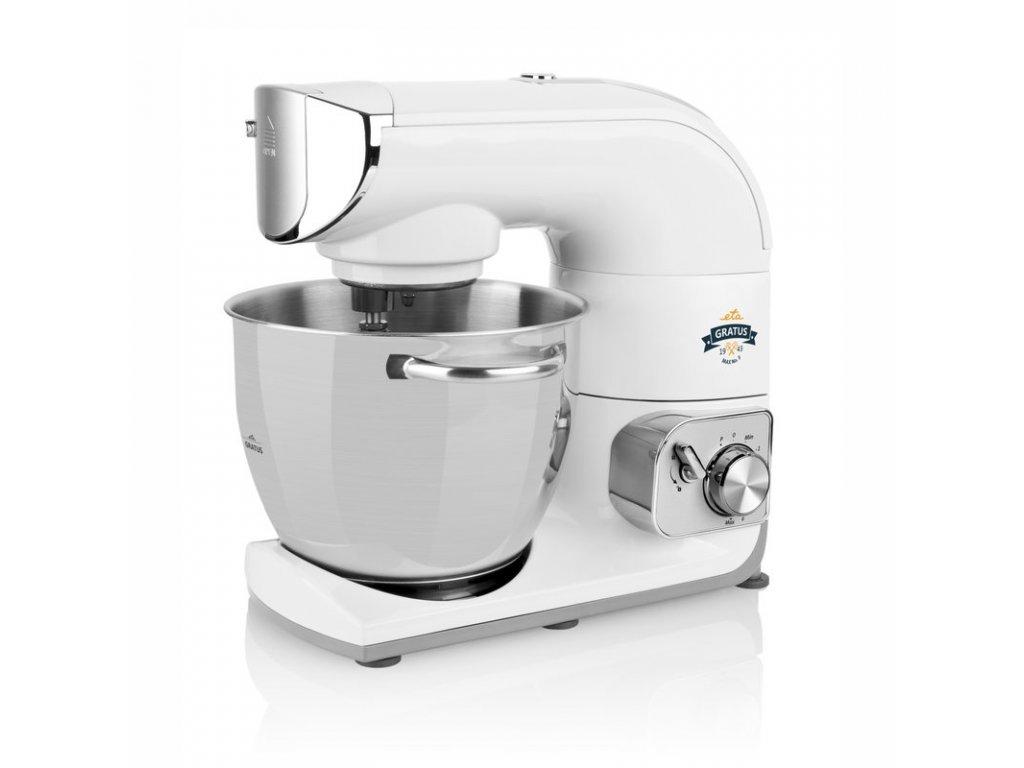Kuchyňský robot ETA Gratus MAX 0028 90061 bílý + Dárek Brousek k robotu ETA