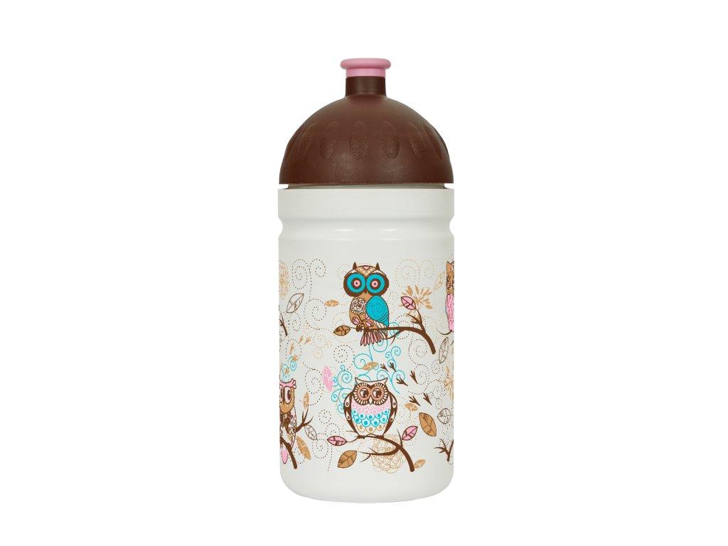 Zdravá láhev Sovičky 0,5l