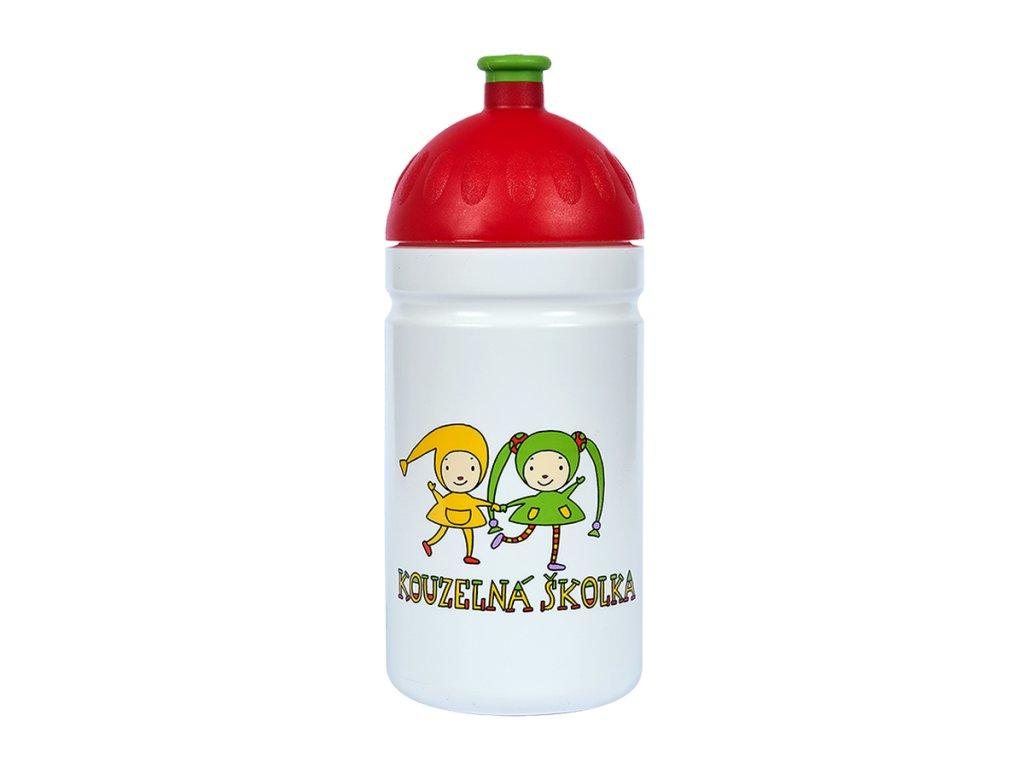 Zdravá láhev Kouzelná školka 0,5l