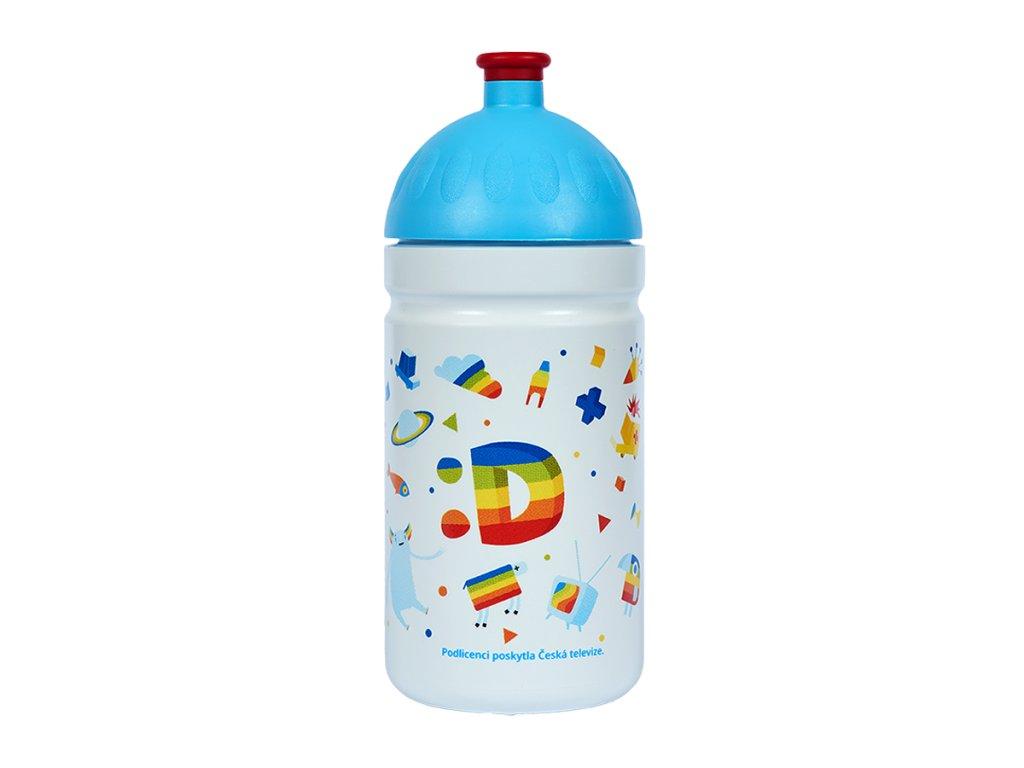 Zdravá láhev 0,5l Déčko svět