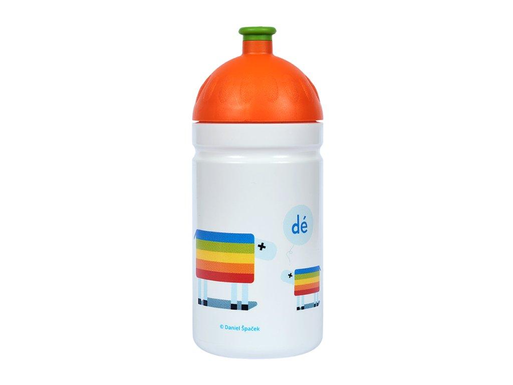 Zdravá láhev 0,5l Déčko ovečky
