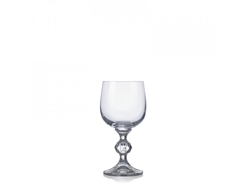 Sklenice na víno CLAUDIA 190 ml, 6 ks, Crystalex
