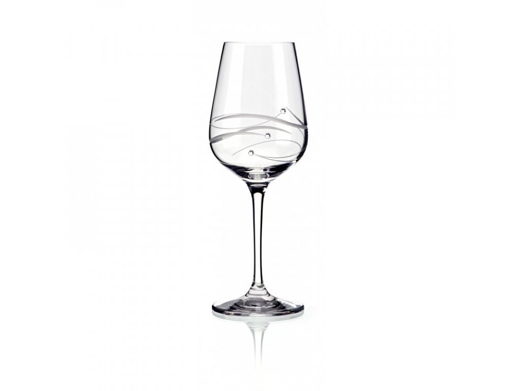 essence set 6 poharov na biele vino