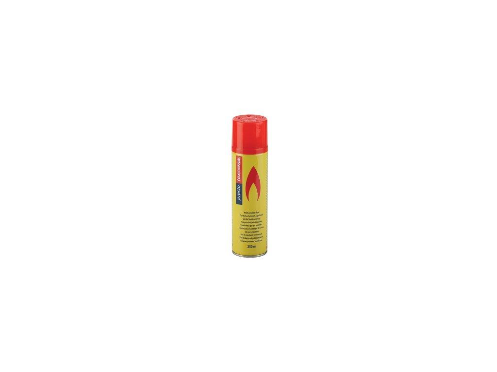 Plyn do kuchyňských zapalovačů PRESTO 250 ml