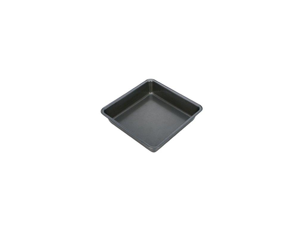 Plech na pečení čtvercový DELICIA 24x24 cm