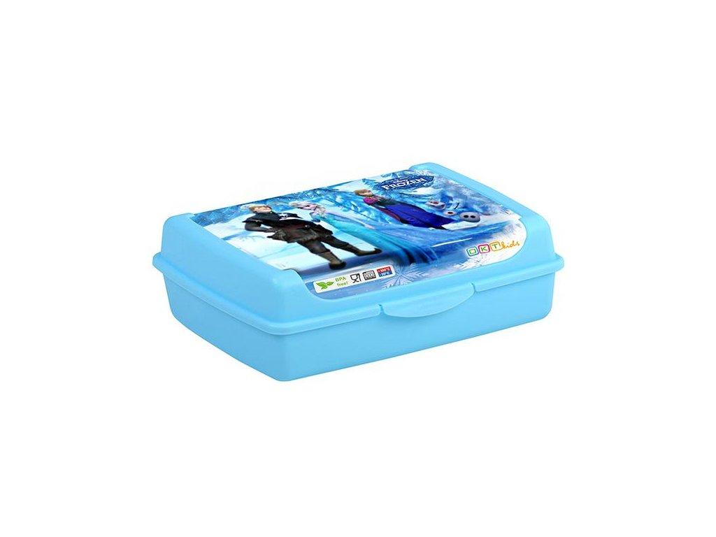 BOX svačinový MAXI 3,7l  FROZEN - Ledové království