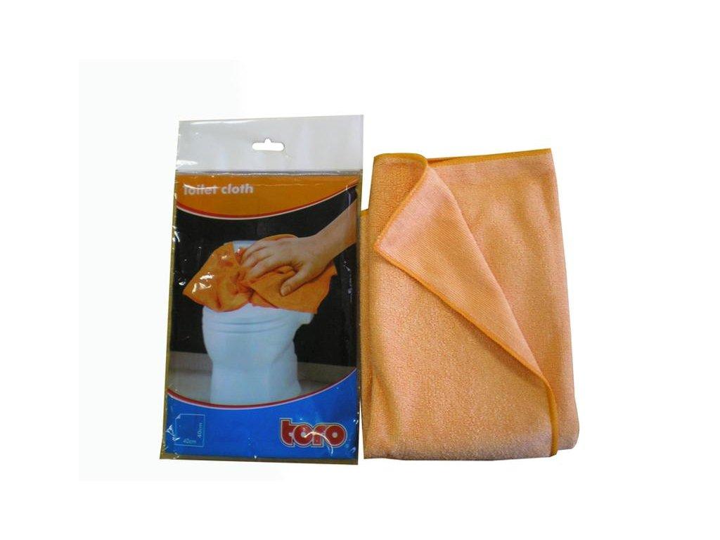 WC clothe orange 40x40cm