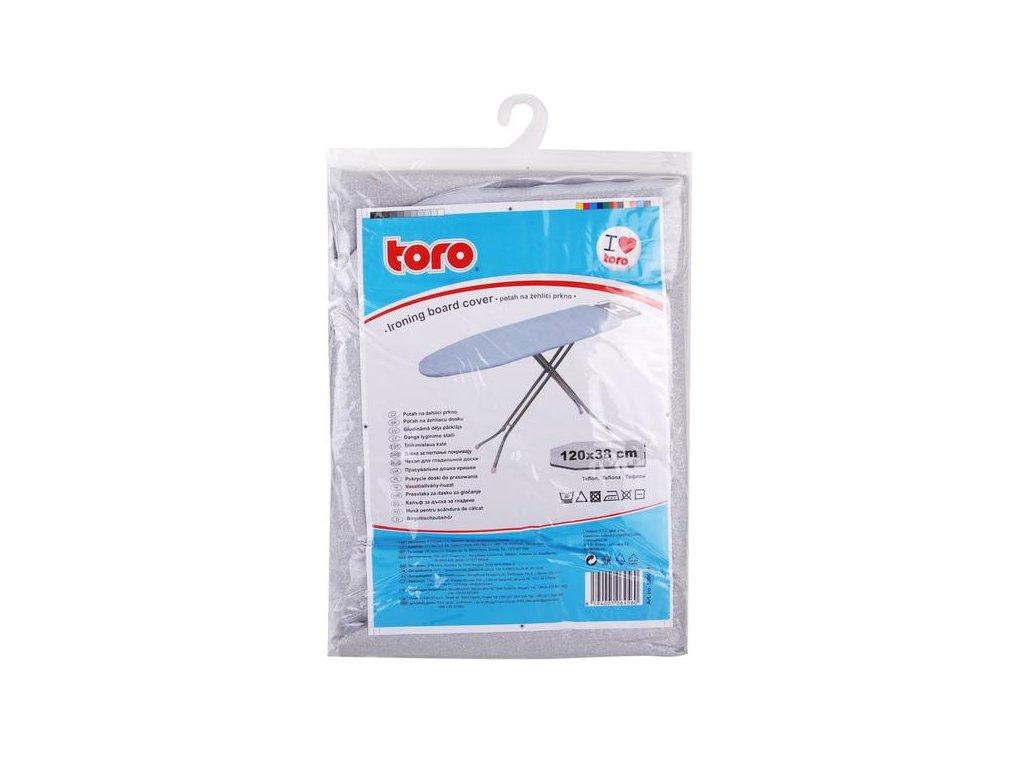 Toro spare cover/teflon/120x38