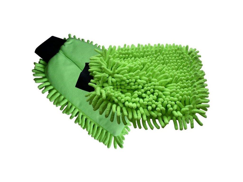Čístící rukavice/mikrovlákno