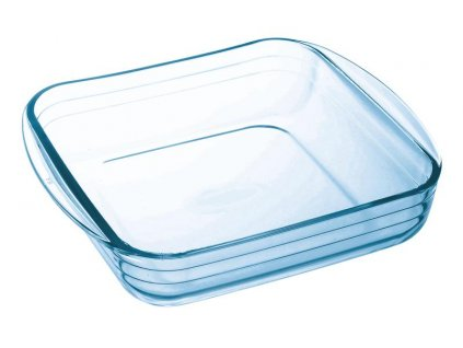 Pekáč OCuisine hranatý  20x17x6cm/1L, sklo