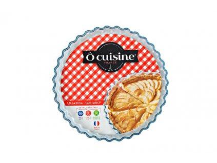 Forma na koláč OCuisine 27x3cm/1,3L, sklo