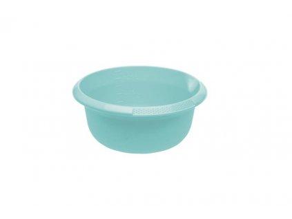 PLASTIC BOWL 1,5L, TURQUOISE