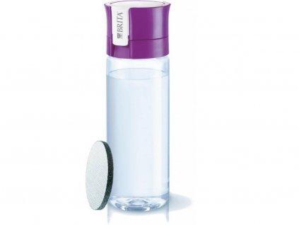 BRITA Fill&Go Vital filtrační láhev na vodu Fialová, 0,6l