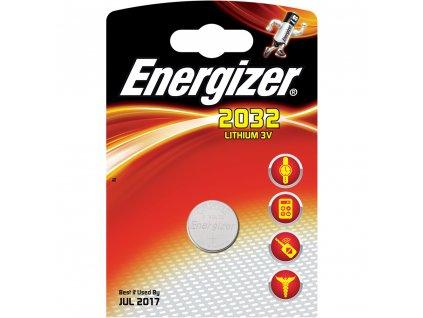 Baterie CR 2032 3V Lithium Energizer