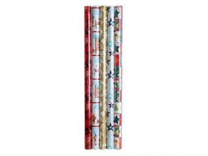 WRAPPING PAPER ROLL ON CHRISTMAS 5M