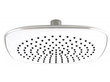 Pevná sprcha samočistící průměr 200 mm chrom