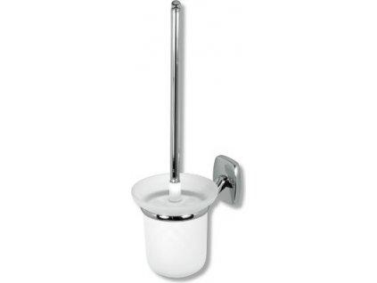 WC štětka Orfeus chrom